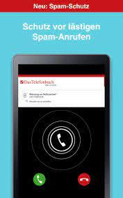 Das Telefonbuch für Android - APK herunterladen