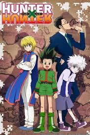 Hunter x Hunter (SHONEN) - Blog de Avis-Anime-Manga