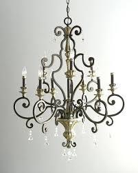 9 light chandelier kichler lighting layla brushed nickel 9 light chandelier