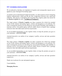 Ideas Collection Sample pany Introduction Letter To Client For Worksheet