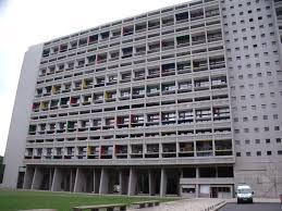 La Cité Radieuse De Briey En Forêt 54 De Le Corbusier