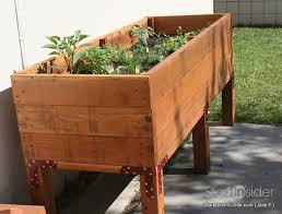 vegetable planter boxes