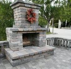 Fireplace Kits Outdoor | FirePlace Ideas