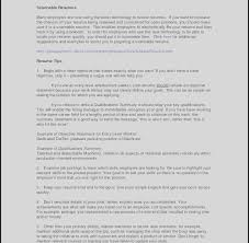 qualifications in cv example resume sales summary resume sales and marketing resume examples