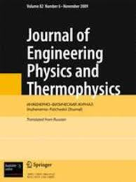 Journal of Engineering Physics and Thermophysics - Springer