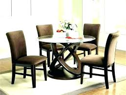 round glass dining table set remarkable round glass dining table set for 6 dining table chairs round glass dining table