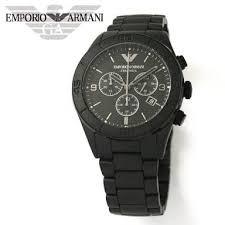 emporio armani watch shop armani black matte watch for men armani watches