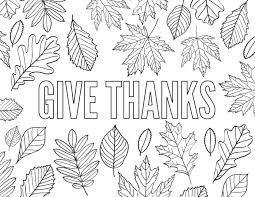6 Free Thankful Coloring Pages Only Coloring Pages