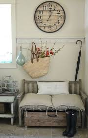farmhouse chic furniture. Shabby Chic Decor With An Unexpected Twist Farmhouse Furniture [