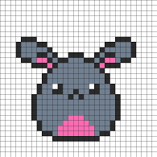 Animal Perler Bead Patterns