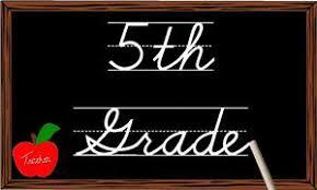 Image result for grade 5 clip art
