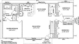 house plans with open floor plan. Wonderful Bedroom Ranch House Plans Open Floor R Plan Awesome For Houses Images Small Style With