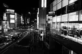 ... light, downtown, bw, lighting, shape, darkness, shinjuku, summilux,  leicaq, summilux1728, q, 1728, urban area, black and white, monochrome  photography, ...