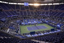 The united states open tennis championships is a hard court tennis tournament. Tennis Us Open 2021 Wieder Vor Vollen Zuschauerrangen