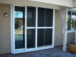 are there security screen doors for sliding glass saudireiki