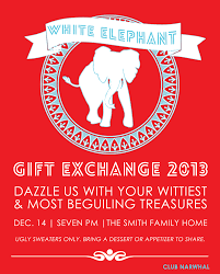 white elephant gift invitation. Simple Elephant Free Printable  White Elephant Invitation Download This Free Invitation  And Learn How To Customize For Gift Invitation