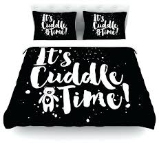 black and white duvet set nick cuddle time black white duvet cover cotton black and white