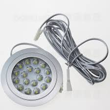 round recessed led spot light 1 5w 12v led kitchen spotlight warm white home decor