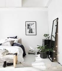 interior. Minimal Bedroom ...