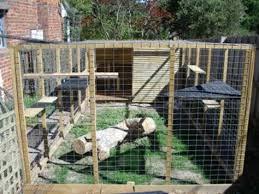 description outdoor cat enclosure