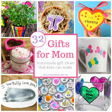 gifts for mom from kids a collection of the best homemade gift ideas that kids