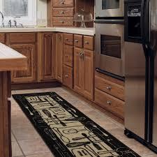 kitchen slice rugs mats