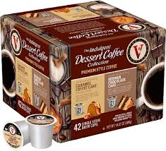 Shop for victor allen k cups at bed bath & beyond. Victor Allen S The Indulgent Dessert Collection Premium Style Coffee Pods 42 Pack Fg015796 Best Buy