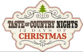 A Taste Of Countryu2026Christmas Style12 Days Of Christmas Country Style