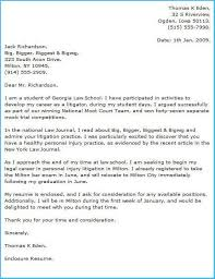 Marvellous Sample Attorney Cover Letter To Make Cover Letter