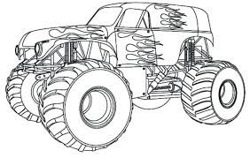 Blaze And The Monster Machines Coloring Pages To Print At