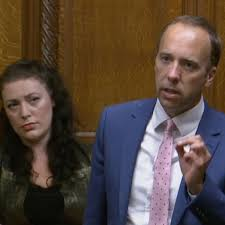 Matt Hancock makes his Commons comeback - with a debate on horse racing -  Mirror Online
