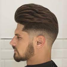 étonnant Styles De Cheveux Visage Type Pour Les Hommes