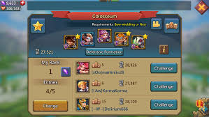 How To Win The Colosseum In Lords Mobile Marks Angry Review