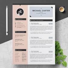 Modern Resume Template 2013 Resume Templates Design Modern Resume Cv Template 3