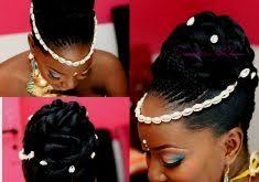 Coiffure Cheveux Court Pour Ceremonie Tendance Africaine