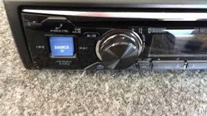 alpine cde 143bt advanced bluetooth cd receiver