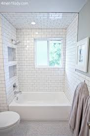 Main bath before and after's.