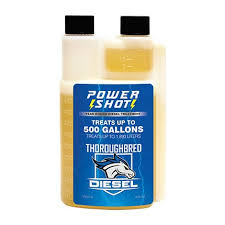 Diesel Additive Chart Thoroughbred Diesels Power Shottm Diesel Fuel Additive