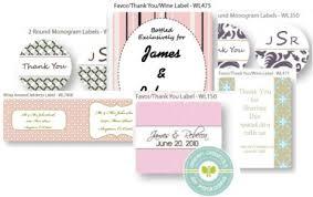 Wedding Label Templates Free Wedding Labels Diy By Green Originals Worldlabel Blog