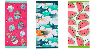 ORageous Kids Beach Towels Just 499 Each Shipped at Academy