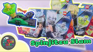 Lego Ninjago Spinjitzu Slam đập để xoáy lốc ToyStation 420 - YouTube