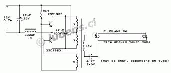 12 volt fluorescent lamp drivers the 8 watt driver