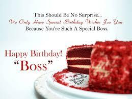 32 Wonderful Boss Birthday Wishes Sayings Picture Photo Picsmine