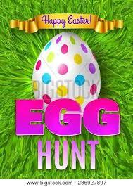 Easter Egg Hunt Vector Photo Free Trial Bigstock