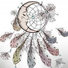 Dream CatchersCom Dream catcher background Vector Free Download 94