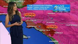 Excessive heat warning takes effect ...