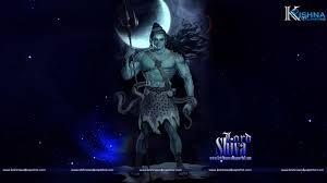 Lord Shiva Rudra Avatar Wallpaper Free ...