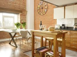 Modren Kitchen Island Ideas For Small Spaces A Bar Height Dining Table With Inspiration