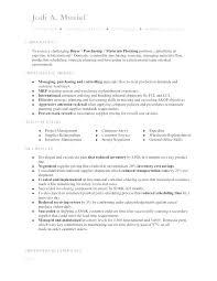 Buyer Resume Objective Skinalluremedspa Com