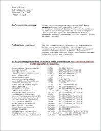 Functional Resumes Samples Modern Functional Resume Sample For ...
